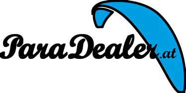 Paradealer Logo rechteck transparent schwarz